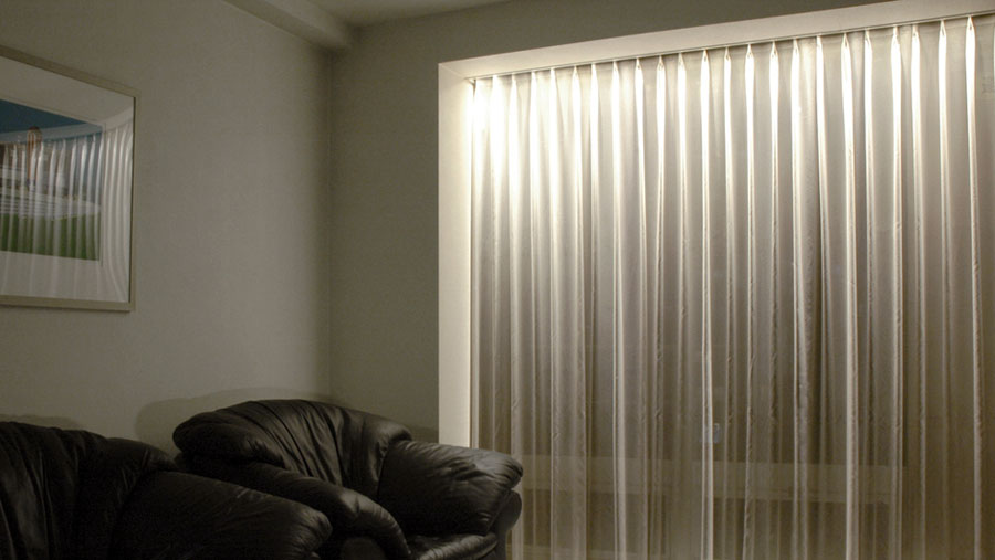 Curtain Wall Lighting : Lighting curtain ideas